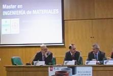 Presentación del Máster en Ingeniería de Materiales