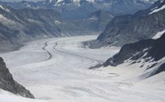Glaciar cuaternario