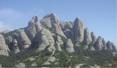 Conglomerado de Montserrat