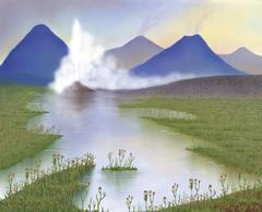 Silurian Biogeological Clock