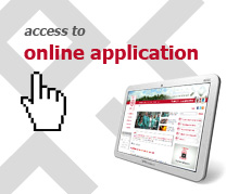 Access to online application