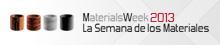 MaterialsWeek 2013