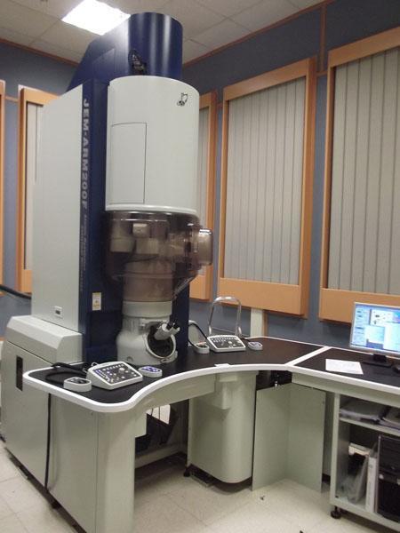 JEOL JEM ARM200 cF del ICTS de Microscopia Avanzada
