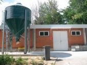 Instalaciones de cunicultura