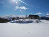 Weather monitoring station  EG002-Cabeza Mediana (1.682 m.a.s.l.)