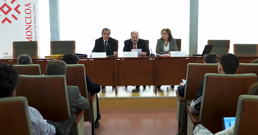 People responsible for the CIE Campus Moncloa