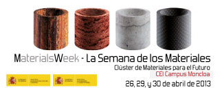 MaterialsWeek: la Semana de los Materiales