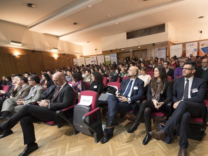 Inauguración. Jornada de Incorporación de Talento al Entorno Empresarial