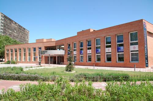 Im gen oficina cei campus moncloa campus moncloa campus for Oficinas en moncloa
