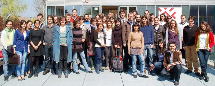 Second Meeting of Junior Doctors and predoctoral students of Moncloa Campus