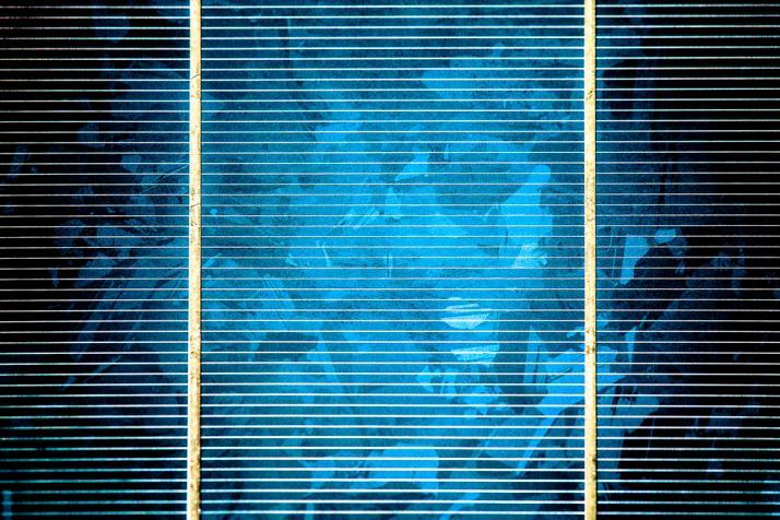 Una ventana al futuro (Javier Olea Ariza). Premio categoría fotografía científica del Clúster de Materiales para el Futuro