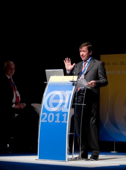 El Rector de la Universidad Complutense presenta la evaluación del Campus Moncloa