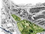 Diseño del proyecto Soto2020 que se creará en un amplio corredor de la Vega del Manzanares