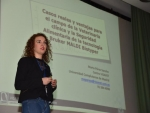 Marta Perez-Sancho. Microbiological Identification based on MALDI Biotyper Mass Spectrometry Meeting
