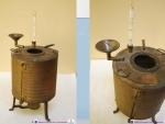 Museo Virtual ETSII - Medida del punto de inflamación Abel-Pensky