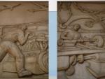 Museo Virtual ETSII - Relieves Decarativos ETSII 4