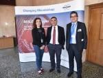 Marta Perez-Sancho, Francesc Marquez y Pedro Cano. Microbiological Identification based on MALDI Biotyper Mass Spectrometry Meeting