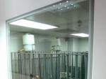 Animalario en las instalaciones BSL-3 del Centro VISAVET del Corredor Agroalimentario