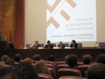 Acto de apertura de las Primeras Jornadas Científicas del Campus Moncloa