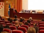 Conferencia del Premio Nobel de Física Carlo Rubbia durante las jornadas del Campus Moncloa