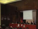 Acto del Clúster de Agroalimentación y Salud en ETSI Agrónomos