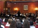 Orquesta clásica en la Noche de los Investigadores