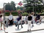 Ramon&Cajal square. Campus Moncloa