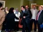 Imagen de Investigadores del Centro Kuwaití de Investigación Científica visitan el CEI Campus Moncloa