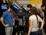 Taller de Astronomía en la Noche de los Investigadores